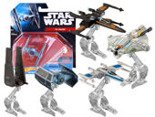Hot Wheels STATEK kosmiczny MIX Star Wars  ZA2742
