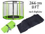 Siatka do trampoliny 8FT 244 cm SkyFlyer RING